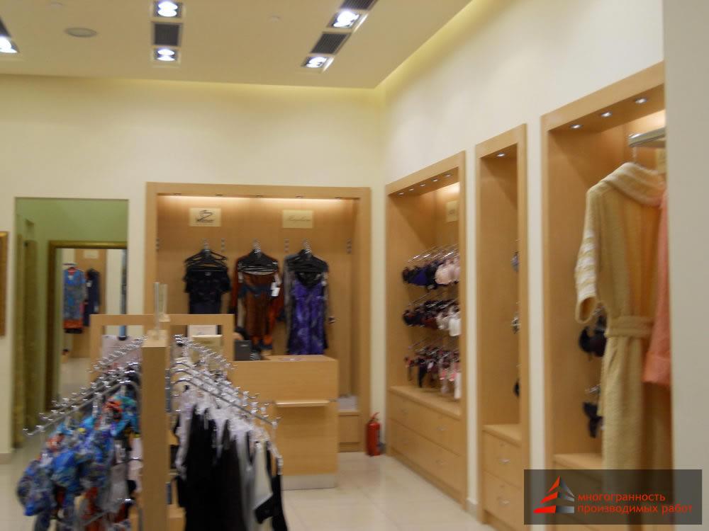 Гринвич магазин женского белья модель в кружевном белье